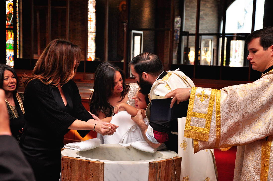 Greek Orthadox Baptism // Event Coverage // by Mandy Ringe Photography