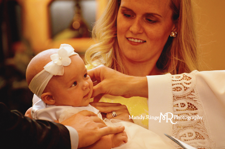 Baptism photography coverage // by Mandy Ringe Photography