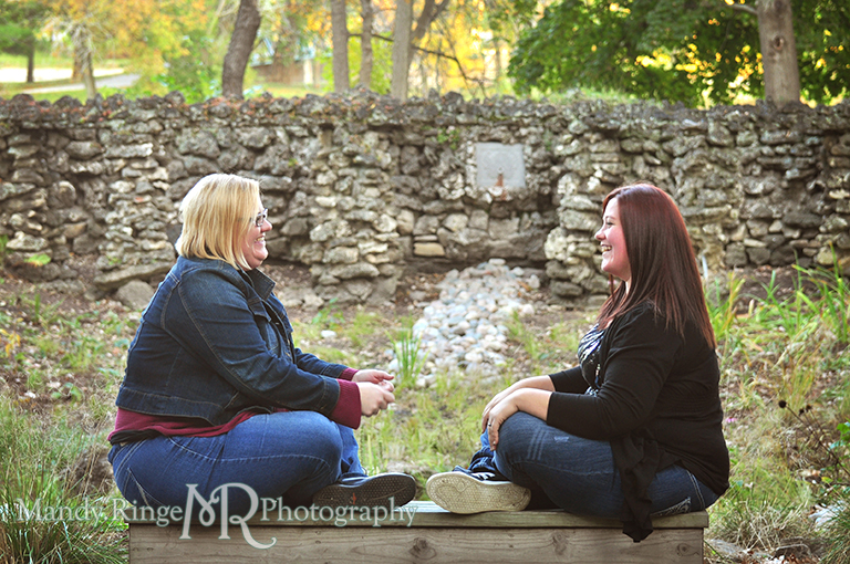 Family Photos // Fabyan Forest Preserve - Batavia, IL // by Mandy Ringe Photography